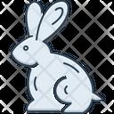 Rabbit Loir Puss Icon
