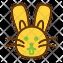 Rabbit Cute Baby Icon