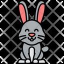 Rabbit Animal Wildlife Animal Icon