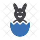 Easter Rabbit Bunny Icon