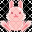 Rabbit Furry Pet Icon