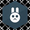 Rabbit Bunny Animal Icon