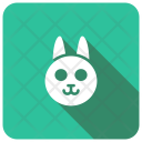 Rabbit Conejo Animal Icon