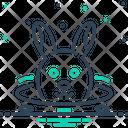 Rabbit Burrow Icon