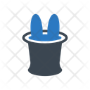 Rabbit Bunny Magician Icon