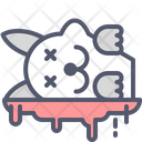 Rabbit deadth Icon