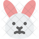 Rabbit Frowning Icon