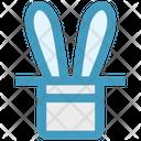 Rabbit Hat Icon