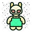 Carnival Costume Character Icon