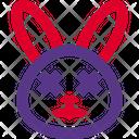 Rabbit Sad Death Icon