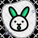 Rabbit Shock Icon