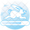 Rabbit Speed Icon