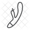 Rabbit Vibrator Icon