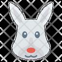 Rabit Animal Pet Icon
