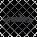 Race Car Sports Icon