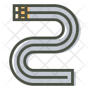 Race Track Circuit Icon