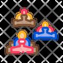 Kart Race Color Icon