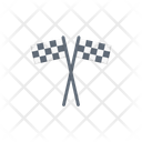Race Game Flag Icon