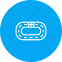 Race Racing Track Icon