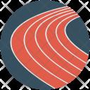 Race Track Sprint Icon