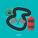 Race Sport Awards Icon