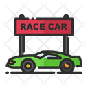 Race Car Icon