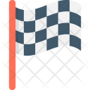 Flag Banner Sports Icon