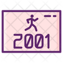 Race Number Icon