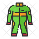 Race Suit Racing Suit Racing Costume Icon