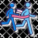 Race Walking Race Walking Activity Icon
