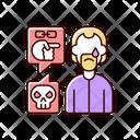 Racial Cyberbullying Icon