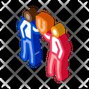 Racial Protection Discrimination Icon