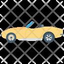 Racing Automobile Car Icon