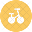 Racing Bicycle Sports Icon