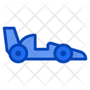Racing Car Sports Icon