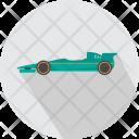Racing Vehicle Transport Icon