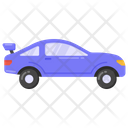 Vehicle Racing Car Transport Icon