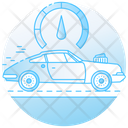 Racing Car Speed Icon