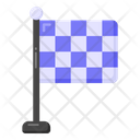Racing Flag Chequered Flag Sports Flag Icon