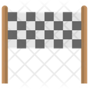 Racing Flagpost Flag Icon