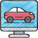 Racing game Icon