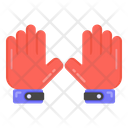 Racing Gloves Icon