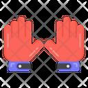 Gloves Racing Gloves Mitt Icon