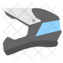 Racing Helmet Icon