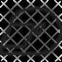 Helmet Protection Sport Icon