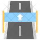 Racing Road Icon