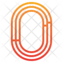 Racing Track Icon