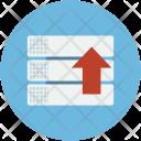 Arrow Upward Storage Icon