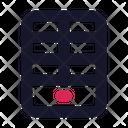 Rack Furniture Home Icon