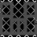 Rack Decoration Storage Icon